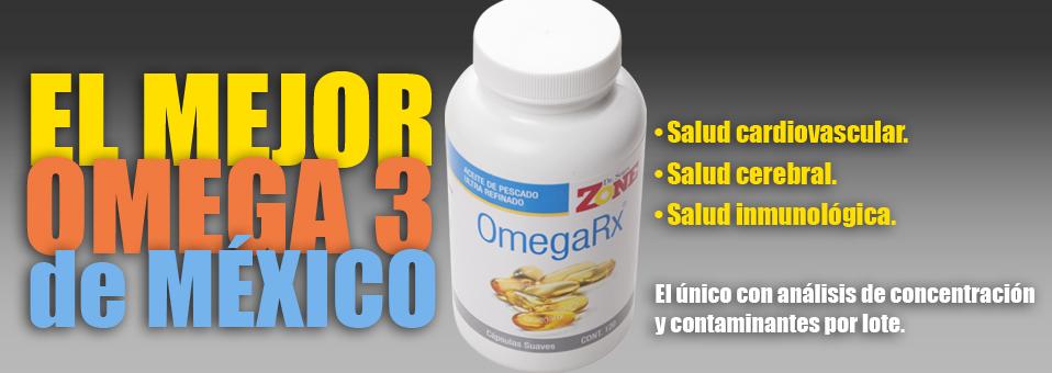 El mejor Omega 3 de México