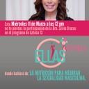 Dra. Silvia en el Programa Ellas Arriba de Azteca 13